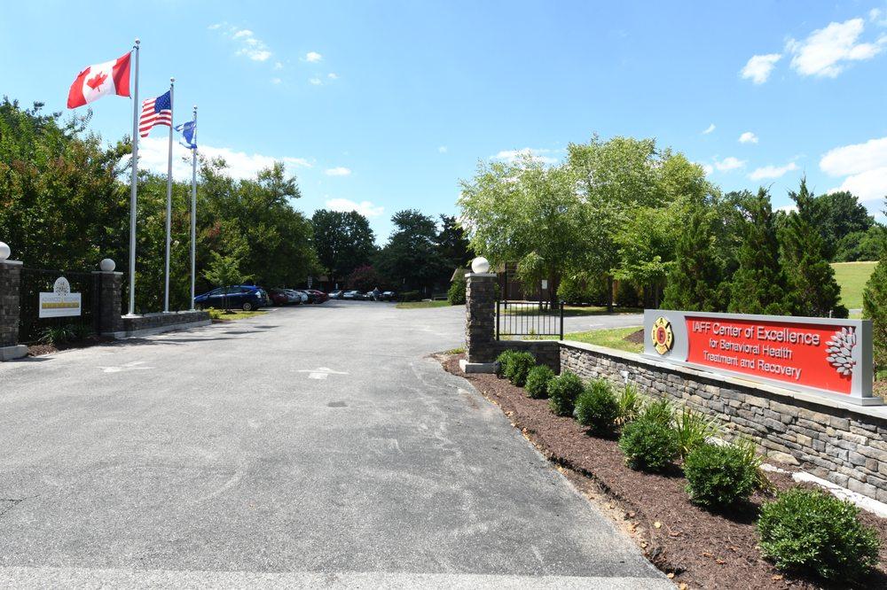 IAFF Center of Excellence: 13400 Edgemeade Rd, Upper Marlboro, MD