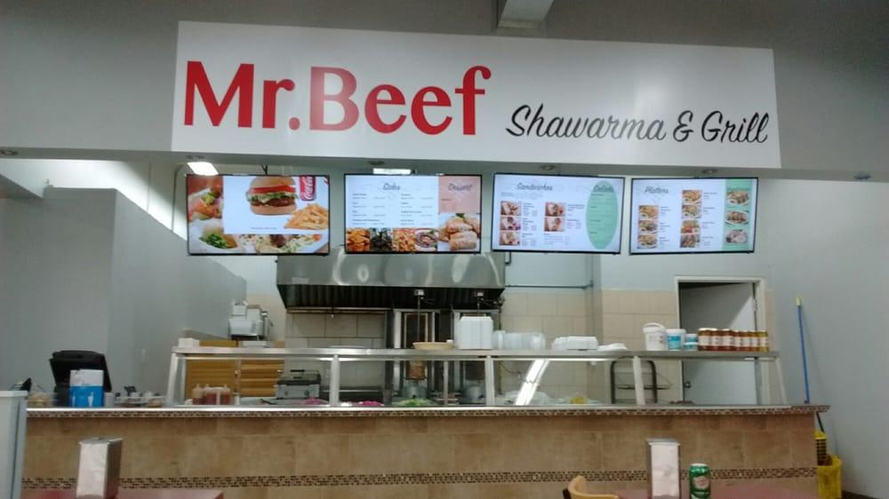 Mr Beef Restaurant Ottawa