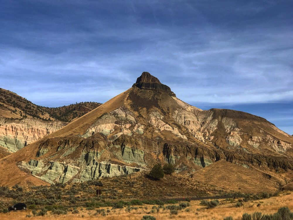 John Day Fossil Beds National Monument: Painted Hills Unit, Mitchell, OR