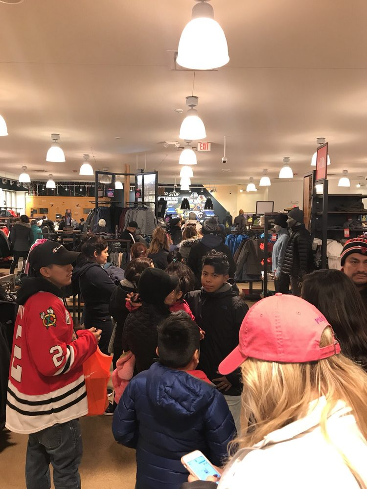 The North Face Lighthouse Place Premium Outlets: 1201 Lighthouse Pl, Michigan City, IN