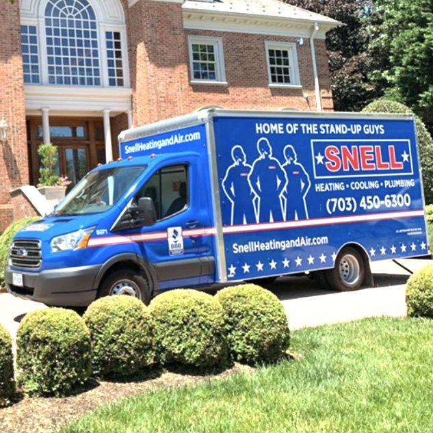 Snell Heating & Air Conditioning: 21660 Ridgetop Cir, Sterling, VA