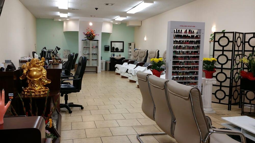 Top nail spa 204 photos 65 reviews nail salons 719 beaumont ave beaumont ca phone for Nail salon winter garden village