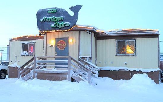 Northern Lights Restaurant: 5122 Herman St, Barrow, AK