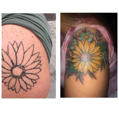 Brightside Tattoo Shop 1130 Light St Baltimore, MD Tattoos ...