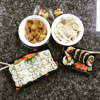 Sushi house newark nj