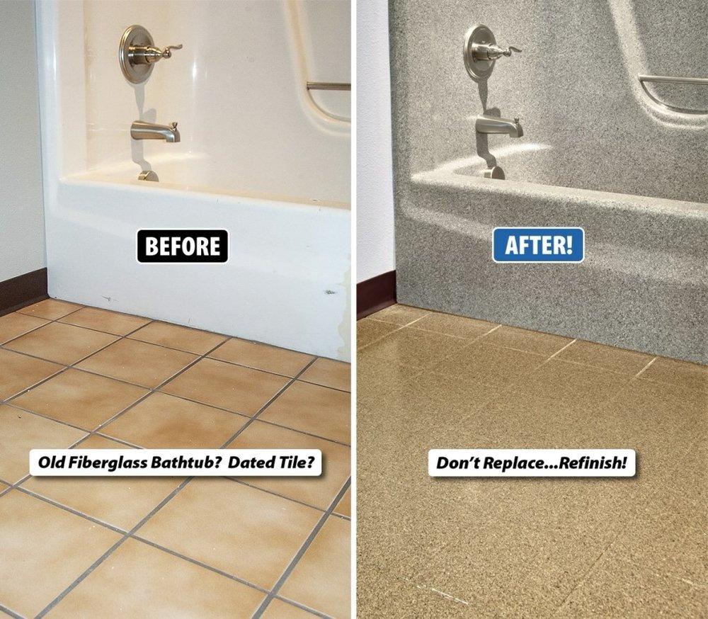 Miracle Method Surface Refinishing - 17 Photos - Kitchen & Bath ...