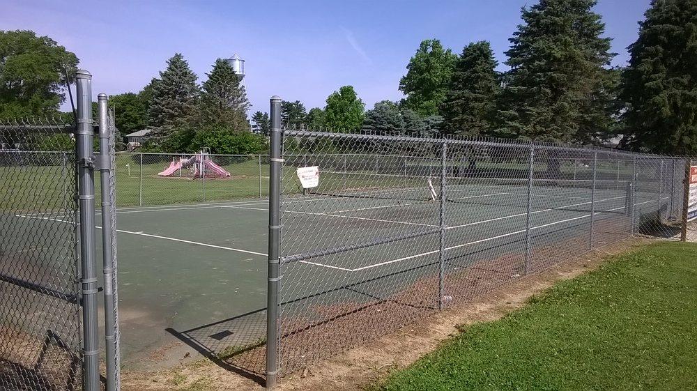 New Richmond Park: 200 Prairie St, New Richmond, IN