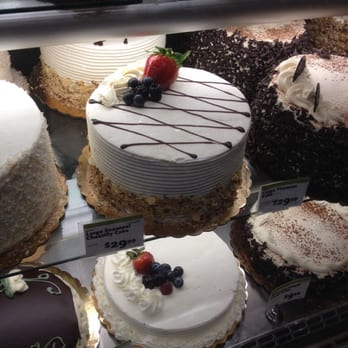 Whole Foods San Jose Cakes