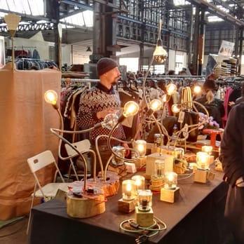 East market 103 foto mercatini delle pulci via for Via giovanni ventura milano