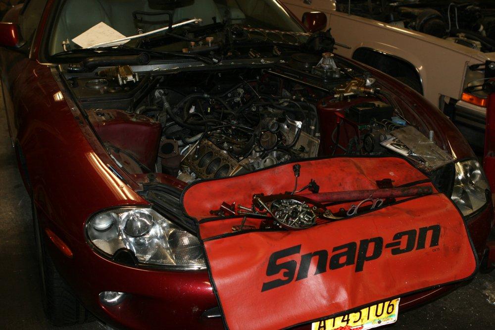 Century Auto Repair: 12747 Old Stage Rd, Bishopville, MD