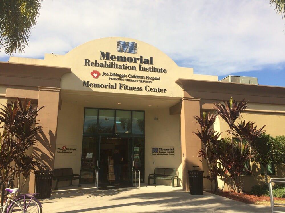 Memorial Regional Hospital Fitness & Rehablttn Ctr