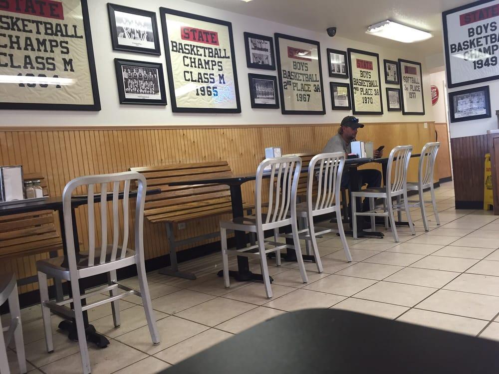 Time Out Cafe: 739 W Dallas St, Buffalo, MO