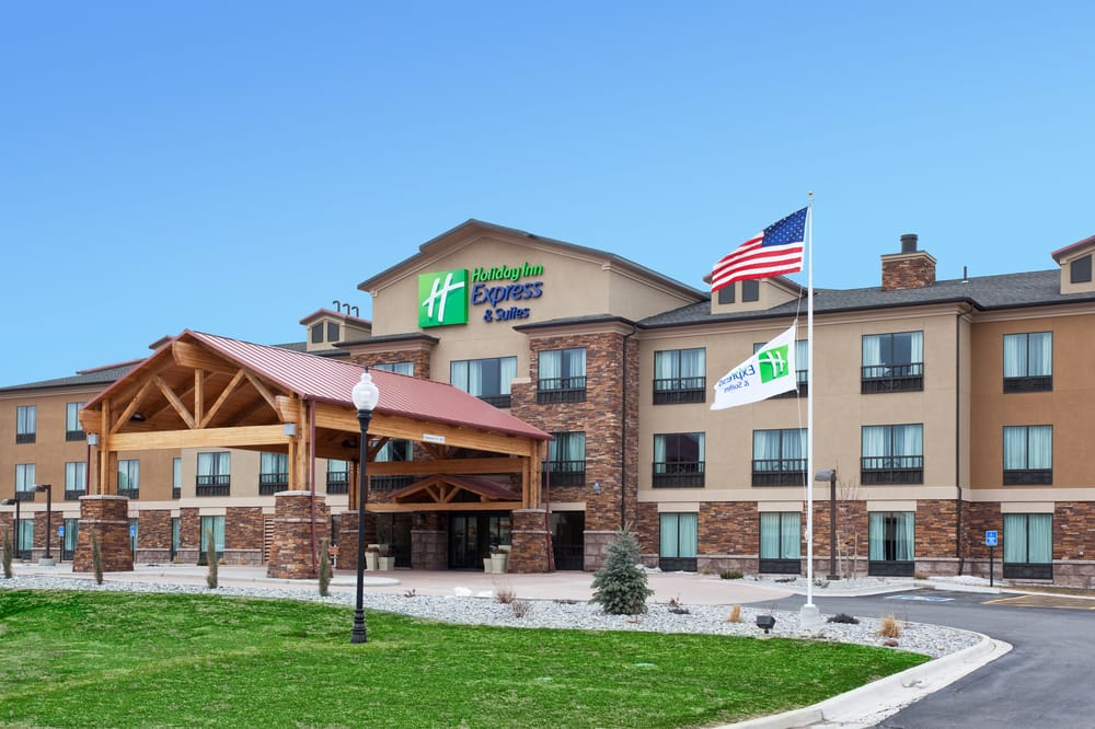 Holiday Inn Express & Suites Lander: 1002 11th St, Lander, WY