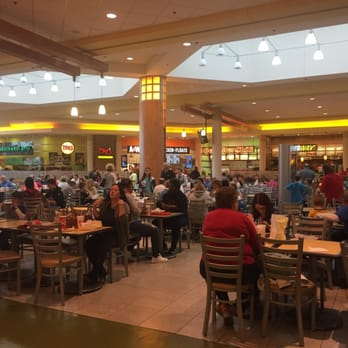 Photo Of Fayette Mall Lexington Ky United States The Food Court During