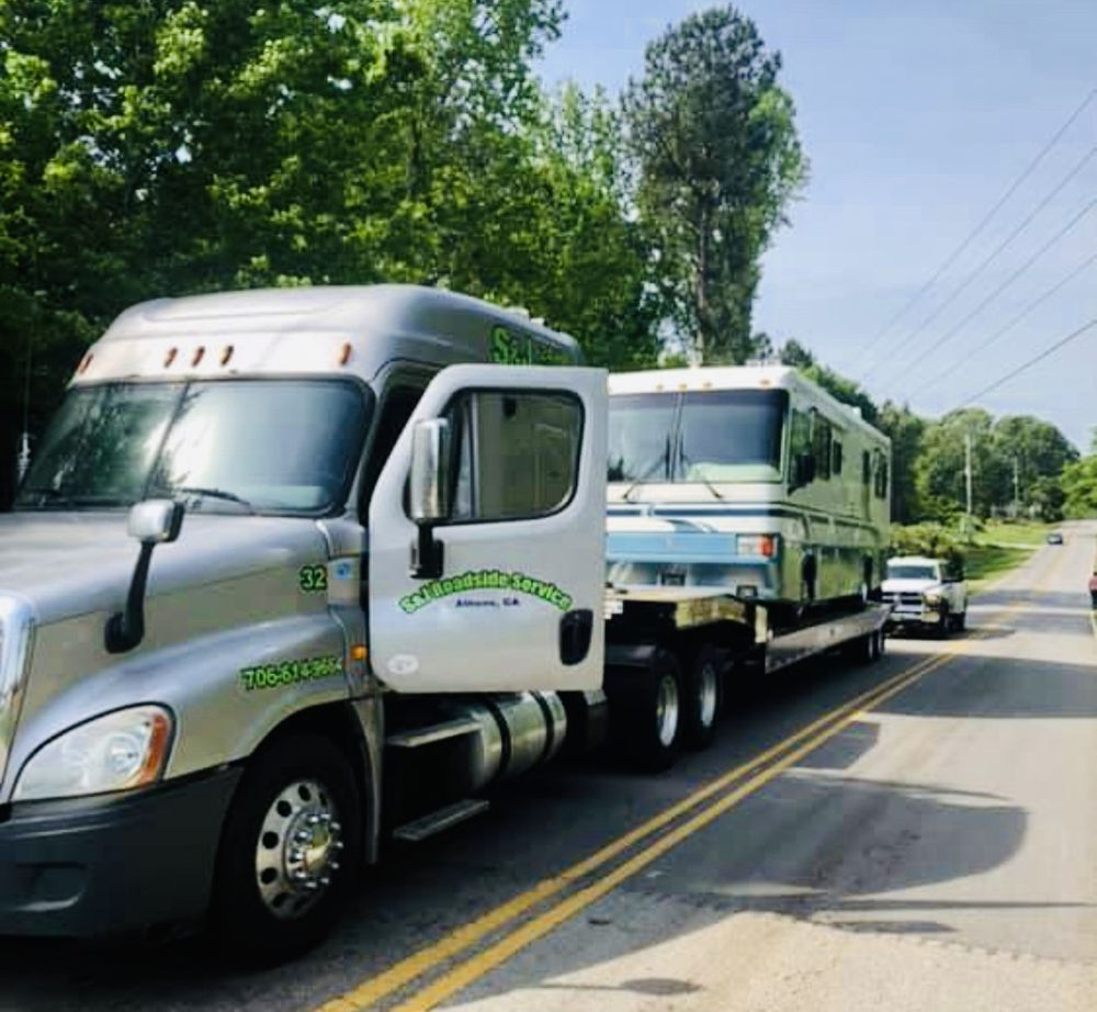 Towing business in Athens, GA