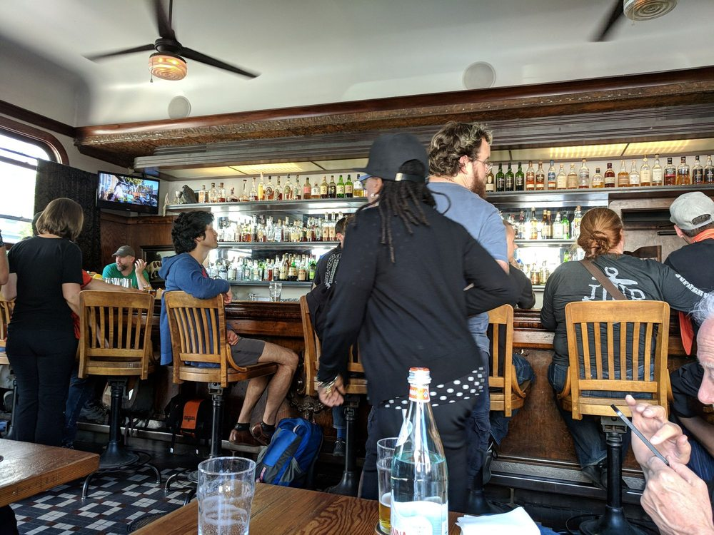 Dogpatch Saloon: 2496 3rd St, San Francisco, CA