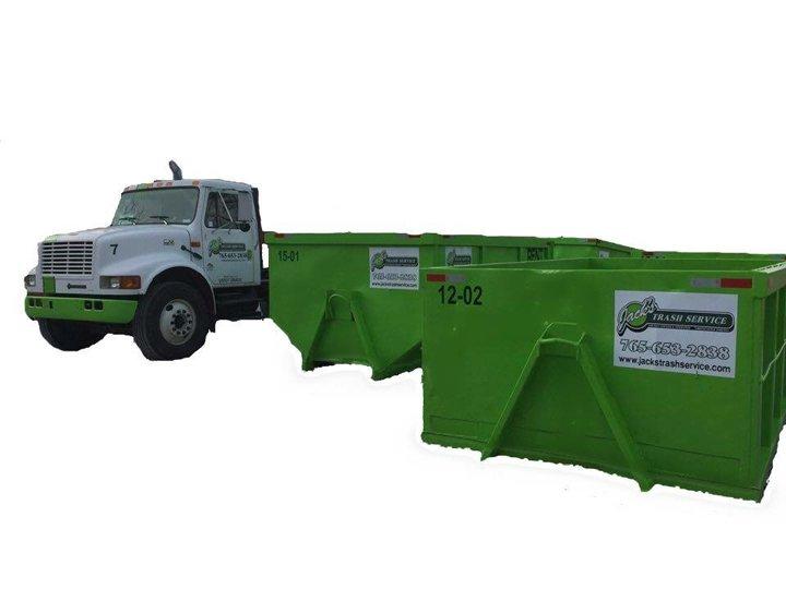 Jack's Trash Service: 112 N US Hwy 231, Greencastle, IN