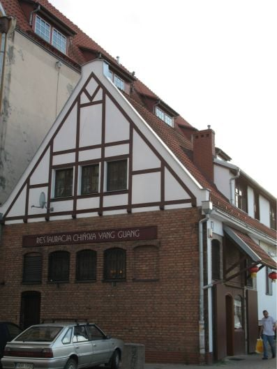 Restauracja Yang Guang Chińska Ul Stągiewna 1 Gdańsk
