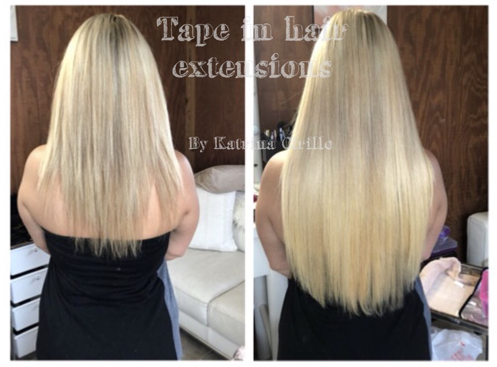 Tape In Hair Extensions Yelp