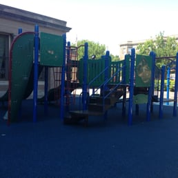 Agassiz School And Park Playgrounds 2851 North Seminary Ave