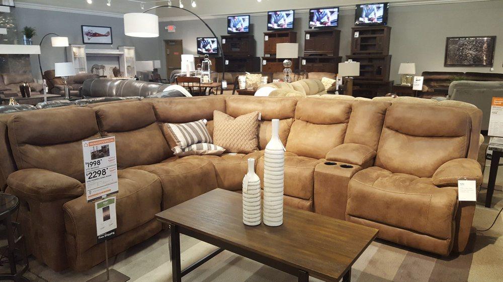 Ashley Homestore 41 Photos 37 Reviews Furniture Shops 1301 W Osceola Parkway Hunters