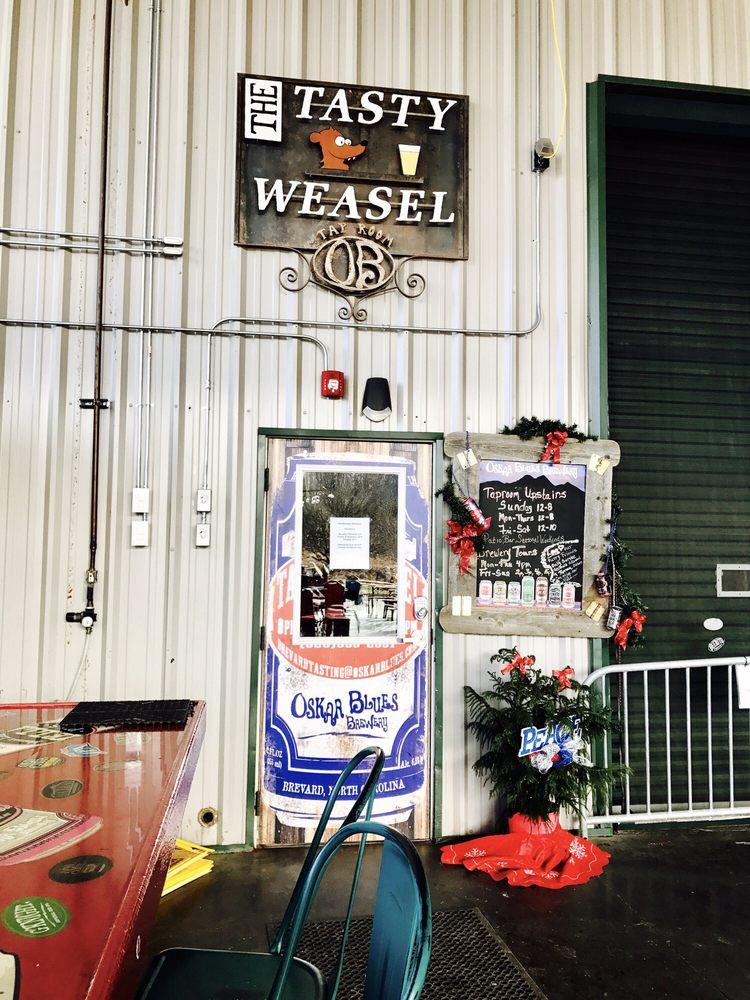 Oskar Blues Brewery: 342 Mountain Industrial Dr, Brevard, NC