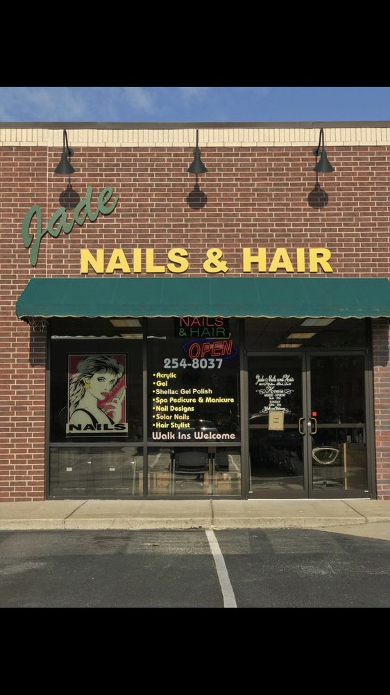 Jade Nails & Hair: 1401 S Walton Blvd, Bentonville, AR