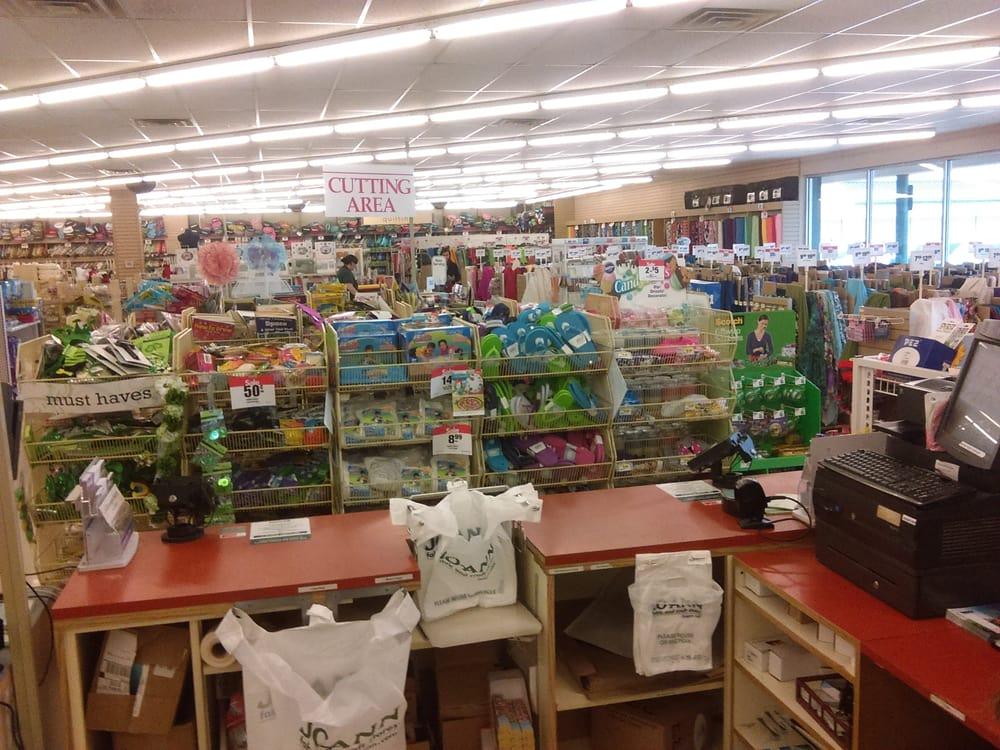 Joann fabrics and crafts art supplies 1608j upper for Joann craft store near me