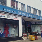 Sewing And Craft Superstore Fabric Haberdashery 300 Balham