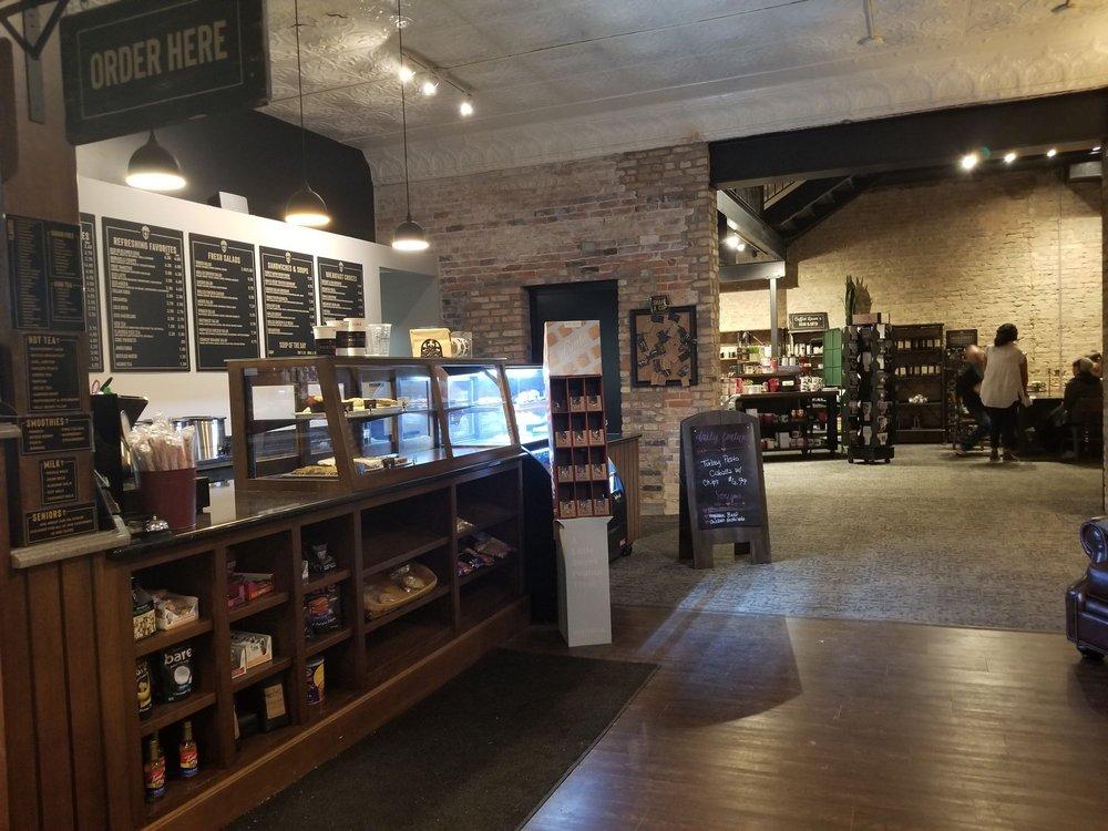 Main Street Coffee: 302 N Main St, North Webster, IN