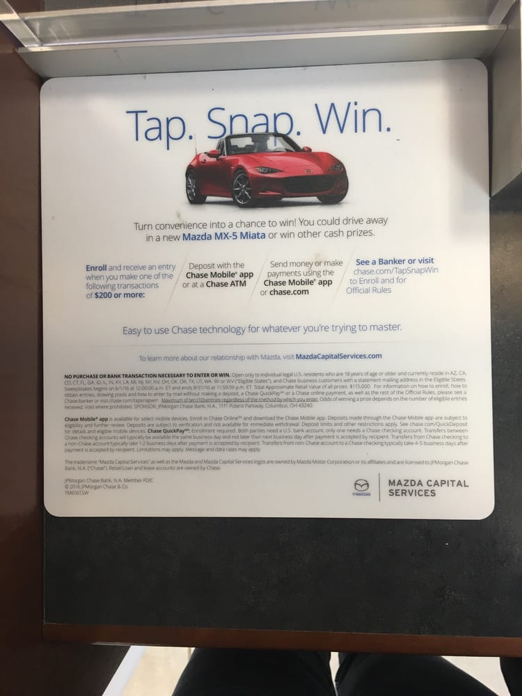 Photo Of Chase Bank   Austin, TX, United States. Current Chase Bank Giveaway