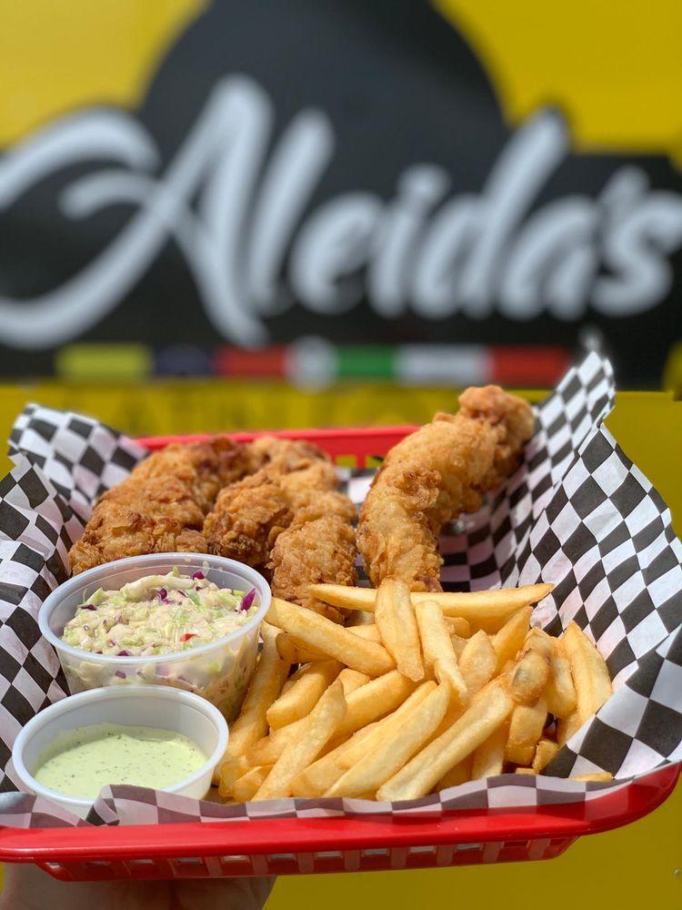 Aleida's Food Truck: 602 S Bell Blvd, Cedar Park, TX