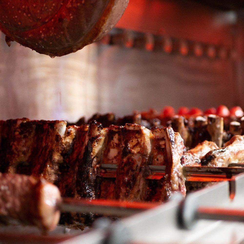 Flames Brazilian Steakhouse: 1000 Main St, Belmar, NJ
