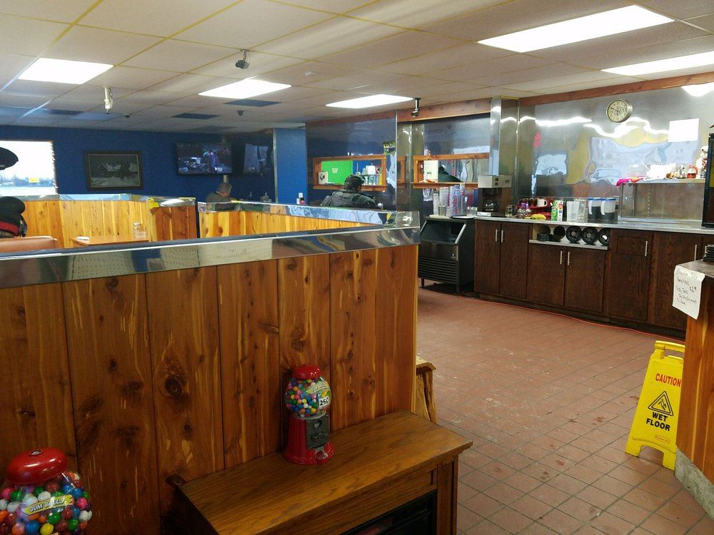 Stackhouse Cafe: 20023 W Hwy N, Eagleville, MO