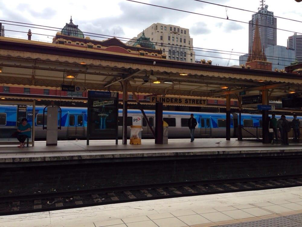 Flinders Street Station Restaurants