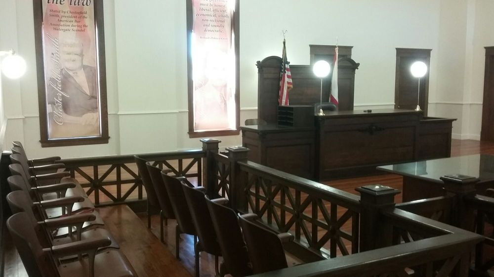Polk County History Center: 100 E Main St, Bartow, FL