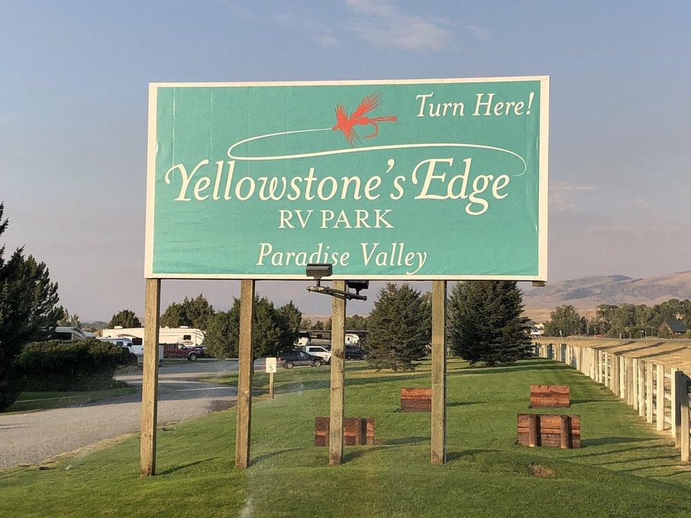Yellowstone's Edge Rv Park: 3502 US Hwy 89 S, Livingston, MT