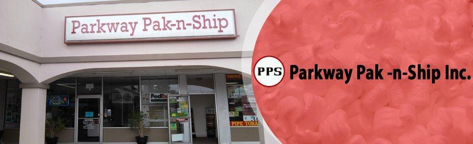 Parkway Pak-N-Ship: 2701 Mall Dr, Florence, AL