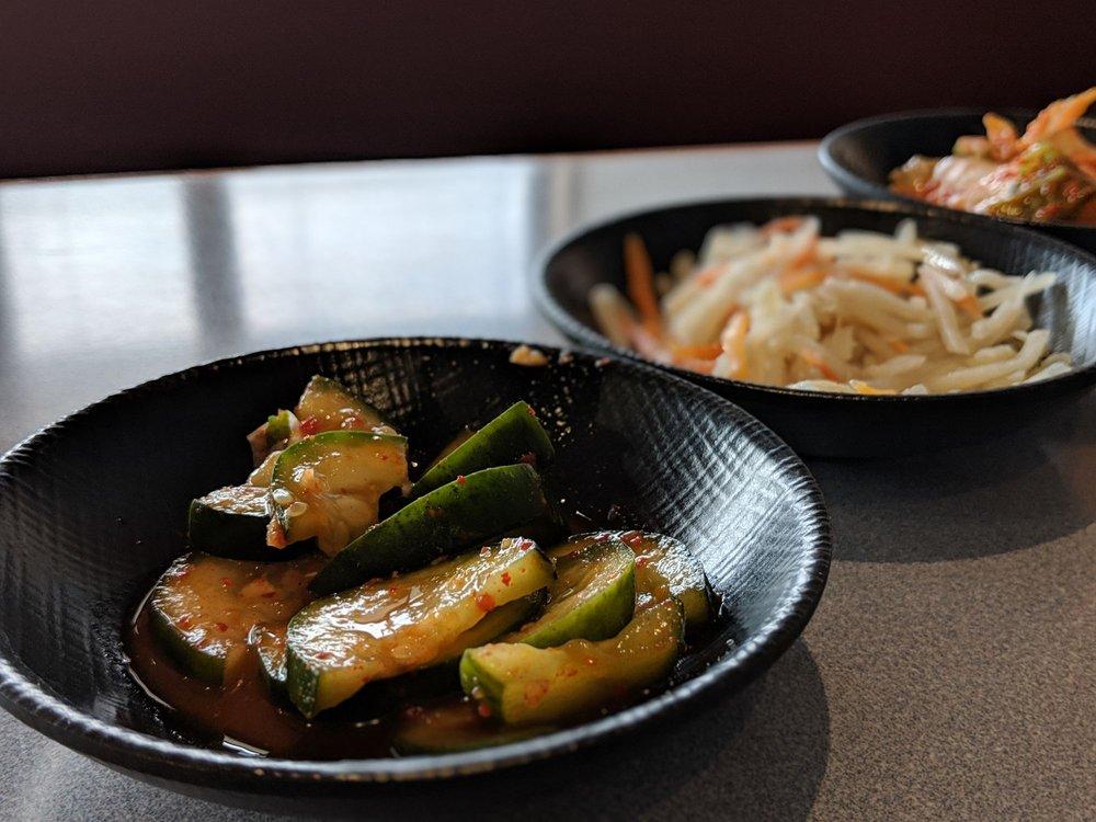 Food from Seoul Mama