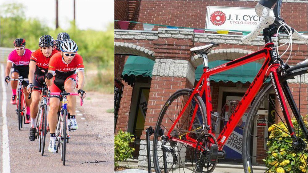 J T Cycling Bike Shop: 1601 E Alton Gloor Blvd, Brownsville, TX