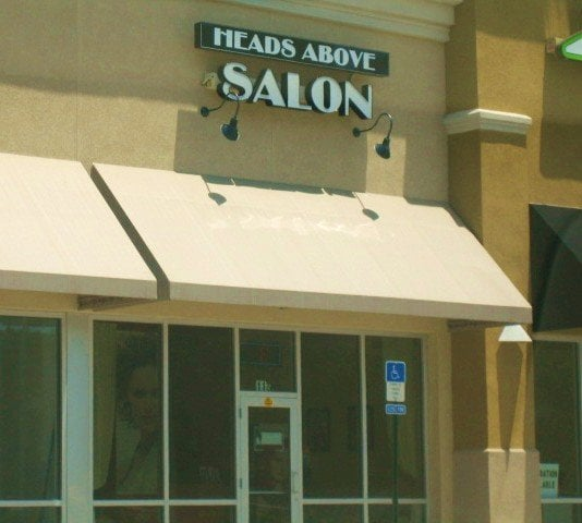 Heads above salon fris rer 12525 philips hwy for Above it all salon