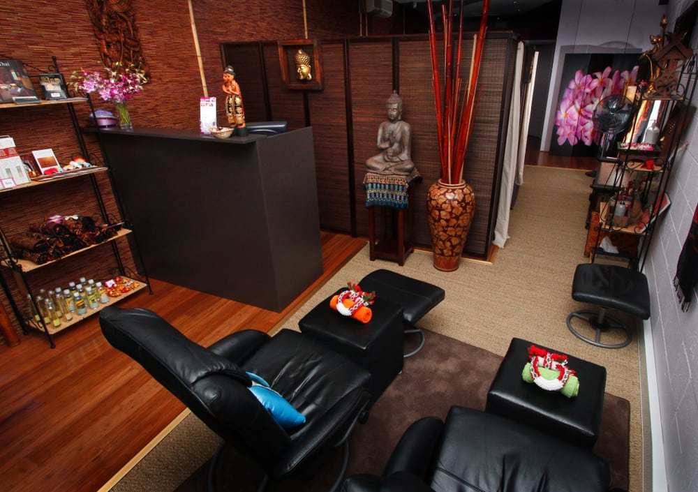 Photo Of Full Moon Thai Massage   St Kilda Victoria, Australia. Foot  Massage Chairs