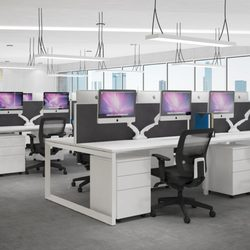 giant office furniture. Photo Of Giant Office Furniture - North Geelong Victoria, Australia. Infinity Modular Workstations I