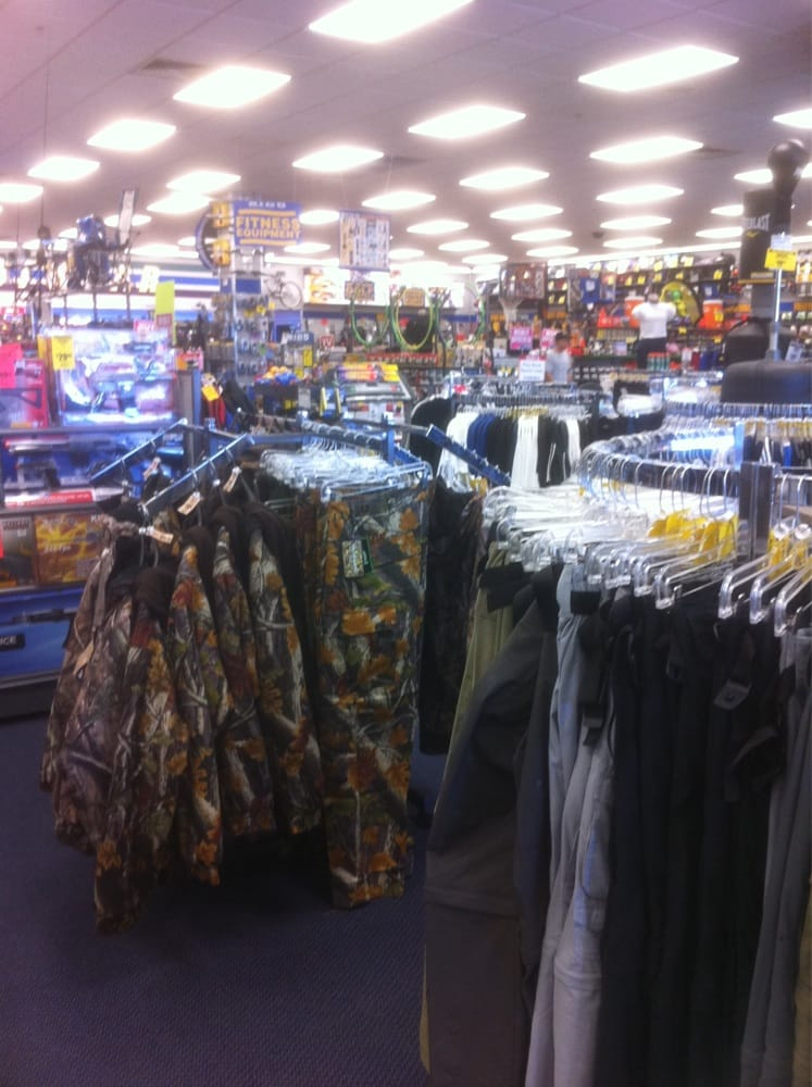 Big 5 Sporting Goods: 4743 W 29th St, Greeley, CO