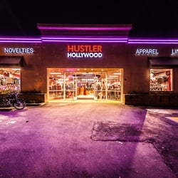 Hustler hollywood west ca