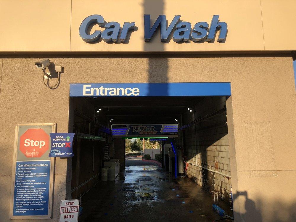 Chevron Carwash & Food Mart