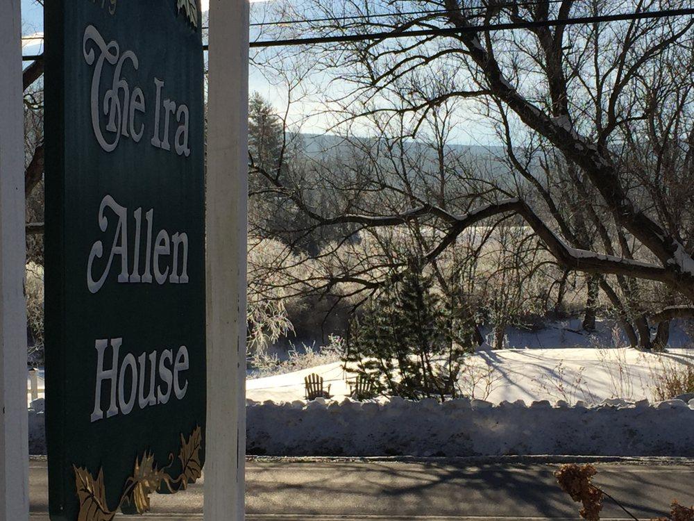 The Ira Allen House: 6311 Vermont Rt 7A, Sunderland, VT