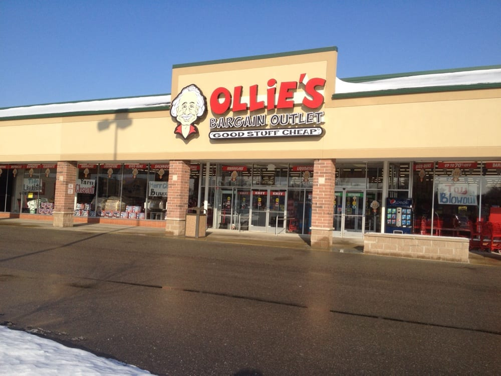 Ollie S Bargain Outlet Department Stores 4602 State St