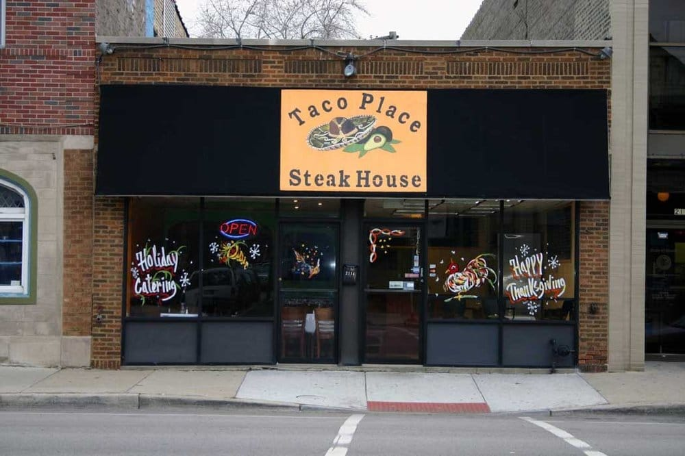 taco place steak house closed 10 photos 19 reviews steakhouses 2114 w lawrence ave. Black Bedroom Furniture Sets. Home Design Ideas