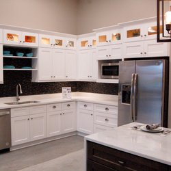 Photo Of National K B Cabinetry Austin Tx United States Shaker White Cabinet